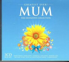 (FD405A) Greatest Ever Mum, 55 tracks various artists - 2009 CD Box Set
