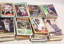 Vtg Lot of Baseball Cards 500+ pcs Topps Score Donruss Pinnacle 1988 to 1992