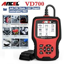 Automotive OBD2 Code Reader Full System Airbag ABS Oil EPB Reset Diagnostic Tool
