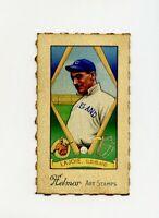 RARE HELMAR Baseball Card: #327 LARRY NAP LAJOIE Cleveland Indians SCARCE