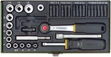 Proxxon 23070 Schraubersatz mit Magnethalter 39-teilig