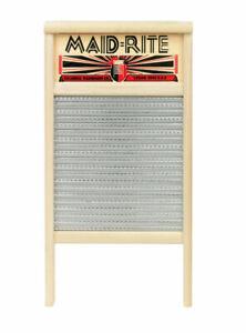MAID-RITE WASHBOARD 12.4X23.8