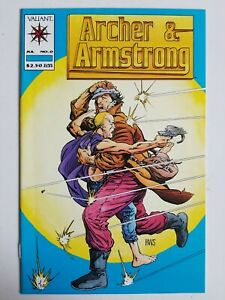 Archer and Armstrong (1992) #0 - Very Fine/Near Mint