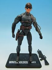 Marvel Universe Winter Soldier - Short Hair Variant (Series 2 Figure 022) Bucky