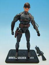 Marvel Universe Winter Soldier - Short Hair Variant (Series 2 Figure 022) Bucky