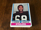 1974 Topps Football Cards 67
