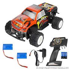 RC 2.4G Monstertruck Buggy 1:24 Ferngesteuertes Elektro Auto 25km/h RTR 2x Akku