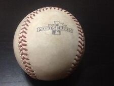 2013 ALCS Playoff GAME USED BASEBALL Boston Red Sox World Series Detroit Tigers