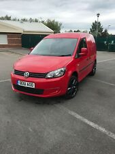 VW Caddy 2.0TDI 140bhp 6 Speed Custom Van