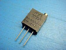 (5) Mepco Rj24Fw504 500K Ohm 10% 0.5W 1/2W Trimmer Potentiometer Trimpot