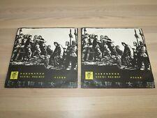 """CHINESE 2 x 10"""" LP - M-601 & M-602 / MAO / PEKING / CHINA PROPAGANDA PRESS MINT-"""