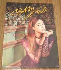 SONG JI EUN SECRET Bobby Doll 2nd Mini Album CD + PHOTOCARD + POSTER IN TUBE NEW
