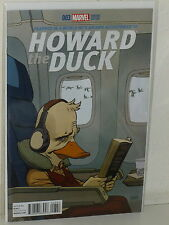 HOWARD the DUCK #3 - Paolo Rivera Variant - ZDARSKY - Gwenpool QUINONES Marvel