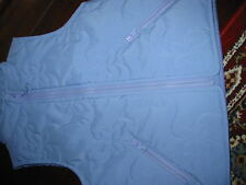 NWT Hanna Andersson Quilted Vest - Size Large