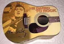 """Elvis Presley HE DARED TO ROCK 1000 Piece Limited Edition Puzzle* 19.25 X 26.75"""""""