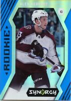 17/18 UPPER DECK SYNERGY BLUE ROOKIE RC #57 ALEX KERFOOT AVALANCHE *47035