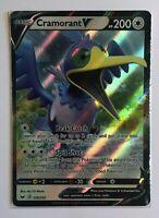 Pokemon TCG Card - Cramorant V 155/202 - Ultra Rare Holo - Mint NM