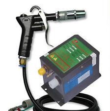 PISTOLA ad ARIA ANTISTATICO ionizzanti PISTOLA AD ARIA ELETTROSTATICO & alta tensione del generatore di e