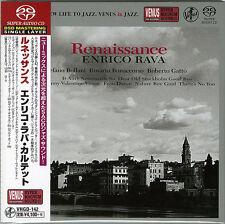 ENRICO RAVA QUARTET-RENAISSANCE-JAPAN MINI LP SACD J76