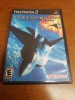 Ace Combat 04: Shattered Skies Greatest Hits (Sony PlayStation 2, 2001)