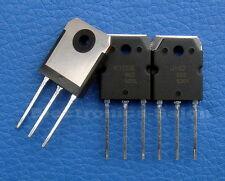 2SJ162 & 2SK1058 RENESAS High Power Audio MOS-FET, x 10