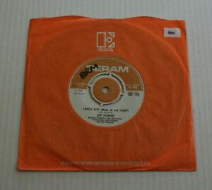 CAT STEVENS 45 TOURS  IMAGE OF HELL  DM 178  DE 1968 MADE IN ENGLAND VG+/ VG+