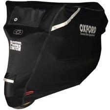Oxford Protex Elástico exterior Premium moto funda - lluvia Sol a prueba XL