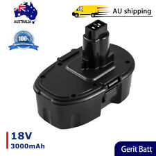 DC9096 Replace for Dewalt 18V Battery XRP 3.0Ah NIMH DC9096 DC9099 DC9098 DW9099