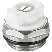 "1/2"" Inch Manual Radiator Air Vent Bleed Plug Valve Directional X5 Valves"