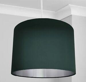 New HQ Bottle Green Silver effect Light lamp shade Pendant Light Shade(D)30cm