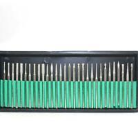 30X Dental Diamond Burs Millers Tooth Drill Jewelers N Lab NEUducts Dentist N7B8
