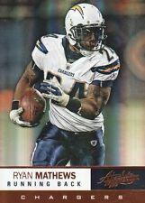 Ryan Mathews Chargers 2012 Absolute Memorabilia #78