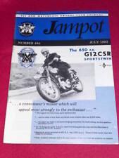 JAMPOT - AJS & MATCHLESS - July 1993 #474