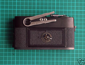Flex Clamp / Wrench for Removing Leica M Camera View Finder Eye Ring Piece