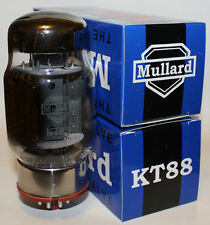 Matched Pair Mullard KT88 Reissue tubes, Brand NEW in Box !!!