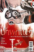 Unwritten #10 Vertigo Comic Book - DC