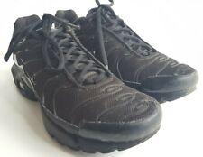 Nike Air Max TN Triple Black Trainers UK 6, EU 39