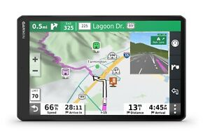 "Garmin 010-02425-05 RV 1090 10"" GPS Navigator Built-In Wifi Rechargeable"