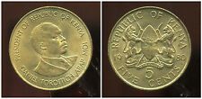 KENYA 5  cent 1980