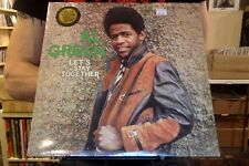 Al Green Let's Stay Together LP sealed vinyl reissue + download