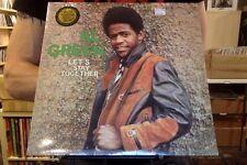 Al Green Let's Stay Together LP sealed vinyl reissue + download