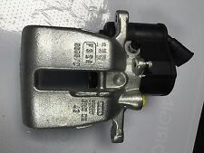 REAR BRAKE CALIPER MOTOR LH PASSENGER SIDE AUDI A6 C6 TDi TFSi 43MM VENTED DISC