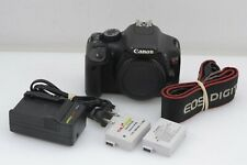 EXC++ CANON EOS REBEL T2i 18MP BODY, 2BATTS, CHARGER, STRAP, TESTED 15,411 ACTS
