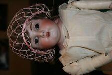 """Antique German Kestner Bisque Head Doll 22"""" JDK"""