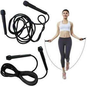 Skipping Rope Jump Speed Exercise Boxing Gym Fitness Workout Trainer Thai Weight