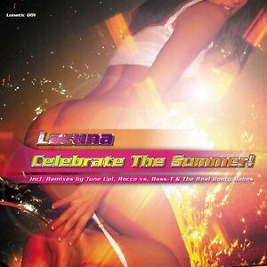 Lacuna - Celebrate The Summer - Maxi-CD incl. Tune Up! Remix - NEW + RAR