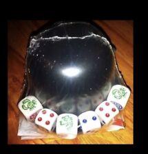Fish Prawn Crab Sic Bo 2 In1 Gambling Set W/dice Bau Cua Ca Cop Tai Xiu 魚蝦蟹 大小