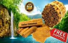 High First Quality Pure ALBA Cinnamon Sticks Organic-Sri Lanka 30oz