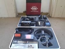 White's Spectra V3i Metal Detector, Slightly Used,With Accessories.