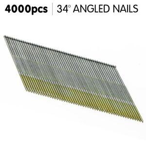 Finishing Nails for 34 degree 15 Gauge Air Nailer Gun